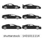 Luxury Speed Car Icon Set ...