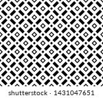 abstract geometric pattern. a... | Shutterstock .eps vector #1431047651