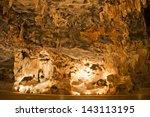 van zyl's hall in the cango... | Shutterstock . vector #143113195