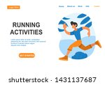 running activities vector...