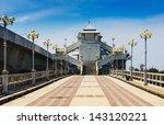 the sarasin bridge was built in ... | Shutterstock . vector #143120221