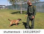 yuma sector  ariz.   us   april ...   Shutterstock . vector #1431289247
