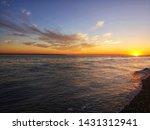 June  Summer 2019  Solent Sunset
