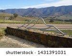 great alpine road  victoria ...   Shutterstock . vector #1431391031