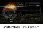 hi technology interface  4k...
