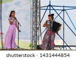 volgograd  russia   june 8 ...   Shutterstock . vector #1431444854