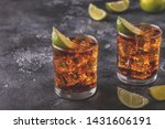 Rum And Cola Cuba Libre With...
