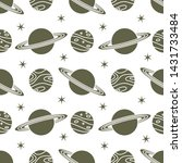 seamless vector pattern with...   Shutterstock .eps vector #1431733484