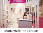 milan  italy   june 21  people... | Shutterstock . vector #143173381