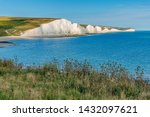 White Cliffs  Seven Sisters ...