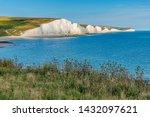White Cliffs  Seven Sisters ...