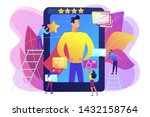 personal development and self...   Shutterstock .eps vector #1432158764