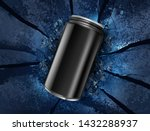 energy drink canned on... | Shutterstock .eps vector #1432288937