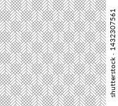 seamless pattern. modern... | Shutterstock .eps vector #1432307561