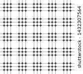 seamless pattern. modern... | Shutterstock .eps vector #1432307564