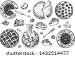 vector illustration of cafe...   Shutterstock .eps vector #1432514477