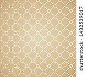 seamless vector pattern in... | Shutterstock .eps vector #1432539017