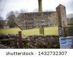 Horton Ribblesdale  England  U...