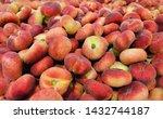 Fig Peach  Flat Peaches....