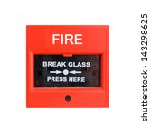Push Button Switch Fire Isolat...