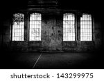 old abandoned industrial... | Shutterstock . vector #143299975