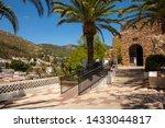 shrine to the virgin of the... | Shutterstock . vector #1433044817