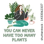you can never have too many... | Shutterstock .eps vector #1433062337