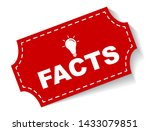 red vector illustration banner... | Shutterstock .eps vector #1433079851