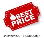 red vector illustration banner... | Shutterstock .eps vector #1433080814