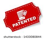 red vector illustration banner... | Shutterstock .eps vector #1433080844