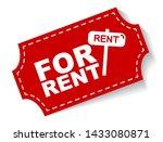 red vector illustration banner... | Shutterstock .eps vector #1433080871
