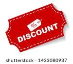 red vector illustration banner... | Shutterstock .eps vector #1433080937
