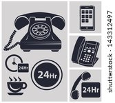 Telephone Collection And 24 Hr...