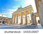 Berlin Brandenburg Gate ...