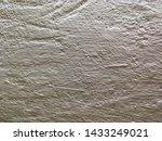 white gray rough surface... | Shutterstock . vector #1433249021