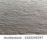 white gray rough surface... | Shutterstock . vector #1433249297
