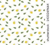 keto diet. seamless pattern of... | Shutterstock .eps vector #1433269664
