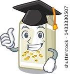 graduation soy milk isolated... | Shutterstock .eps vector #1433330507