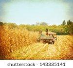 Corn Harvesting Started