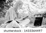 guide starting freelance career.... | Shutterstock . vector #1433364497