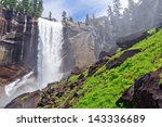 Vernal Fall  Yosemite National...