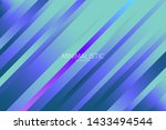 line diagonal pattern. blue... | Shutterstock .eps vector #1433494544