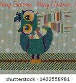 seamless light canvas pattern... | Shutterstock .eps vector #1433558981