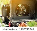 Professional camera equipment...
