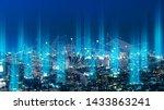 5g Network Digital Hologram And ...