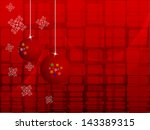 vector abstract new year... | Shutterstock .eps vector #143389315