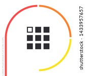 menu icon vector . lorem ipsum...