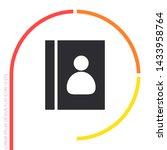 line book icon . lorem ipsum...