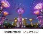 Singapore  April 6  Night View...
