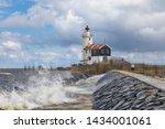 The Lighthouse Of Marken  A...